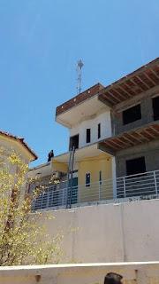 Jovem Cai de torre de internet é fica gravemente ferido em Monteiro