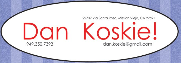 The Online Portfolio of Dan Koskie