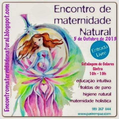 Encontro / Feira Maternidade Natural