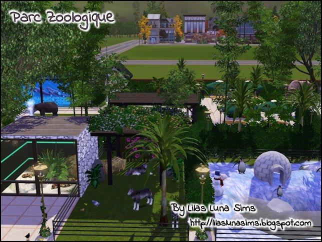 Galerie de Lilas Luna Sims Parc+Zoologique+(1)