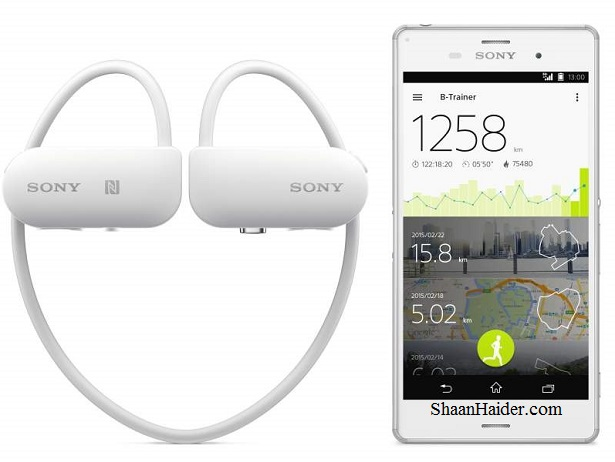 Sony Smart B-Trainer™ Health and Fitness Device - Features, Specs and Price