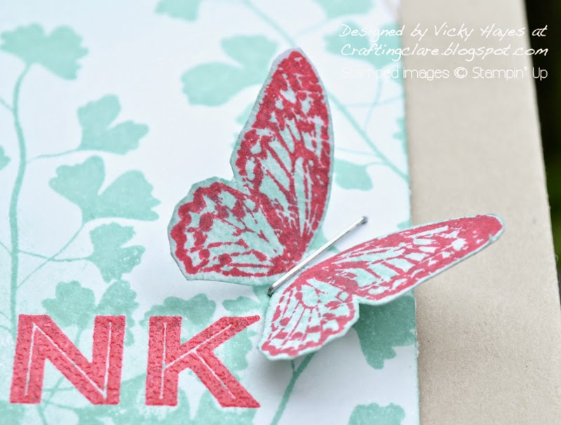 butterfly stamp by stampin up available online from my shop