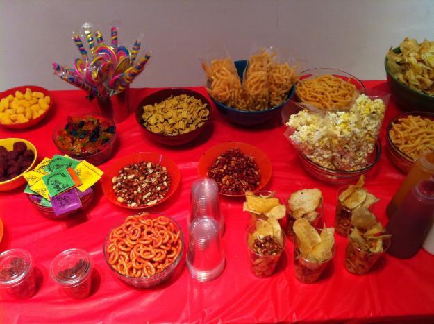 Sweet ideas botanas mexicanas for Mesas dulces para eventos