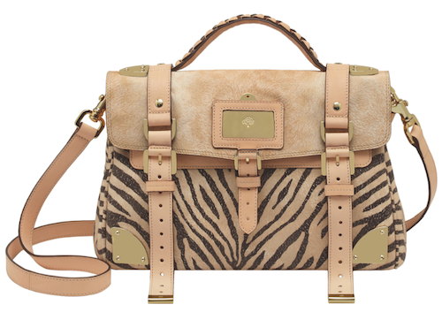Mulberry Travel Bag