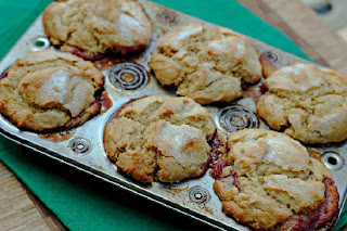pb and j muffins on a plan