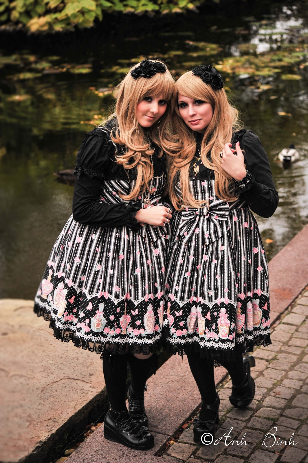 Nora is the best Twin-Lolita I could wish for <3 - it is funny that we never ...