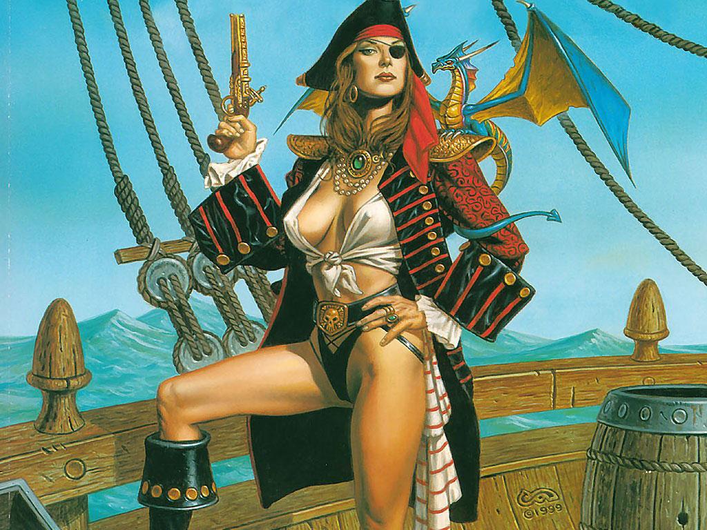 La leggenda del pirata nero the tale of black pirate cd2 8