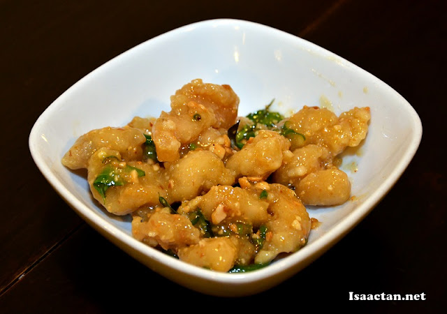 #3 Peanut Chicken - RM9.50