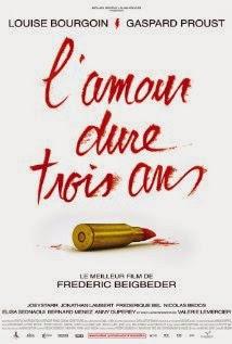 L'amour dure trois ans - Ο έρωτας κρατάει 3 χρόνια (2011) tainies online oipeirates