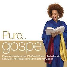CD Pure… Gospel (2012)