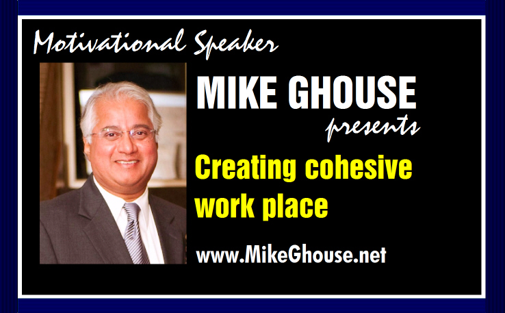 Creating Cohesive Work Place