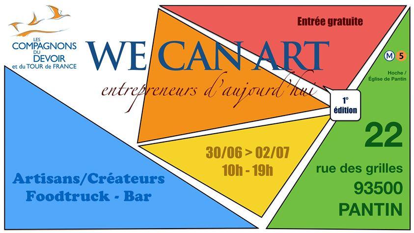 EXPO VENTE à PANTIN les 30 juin,1er et 2 juillet