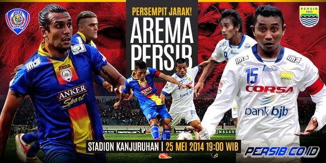 Arema vs Persib