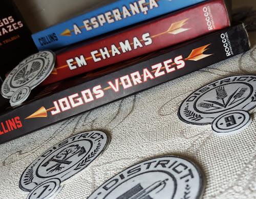 Jogos Vorazes - Livros