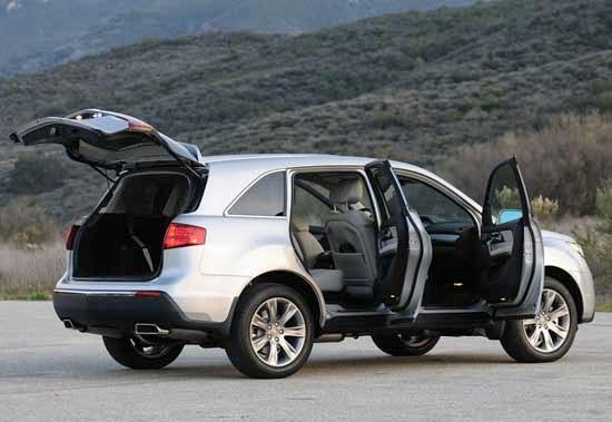 2013 Acura MDX New