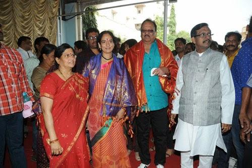 Rebal Star Krishnam Raju Birthday Celebration Photo Gallery