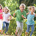 Energetic Kids Need Daily Exercise