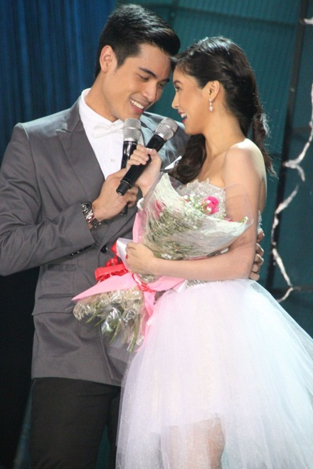 Kim Chiu and Xian Lim