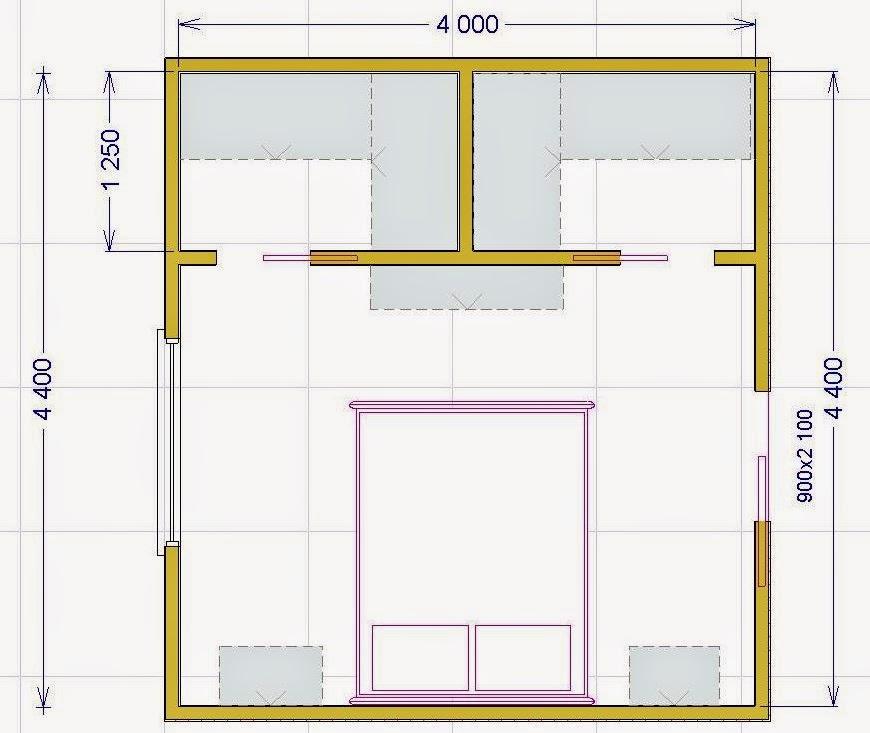 La cabina armadio soluzioni tipologie e costi for Misure cabina armadio
