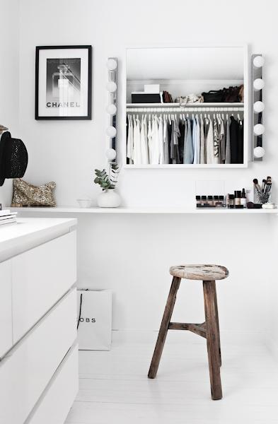 Vestidor dormitorio pequeno decorar tu casa es - Low cost decorating ideas seven smart tips ...
