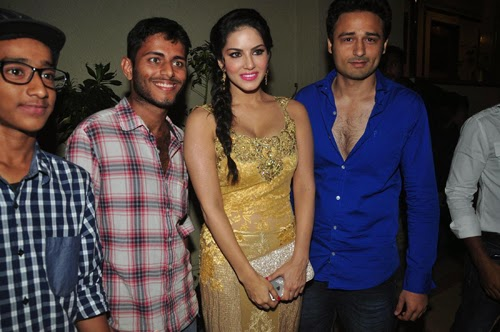 Ragini MMS 2 Song Shoot Gallery