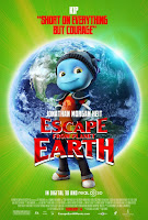Escape from Planet Earth Jonathan Morgan Heit
