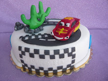 Torta Cars, Saetta Mc Queen