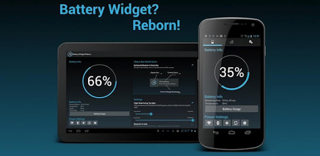 Battery Widget? Reborn! Pro v1.5.5/PRO APK