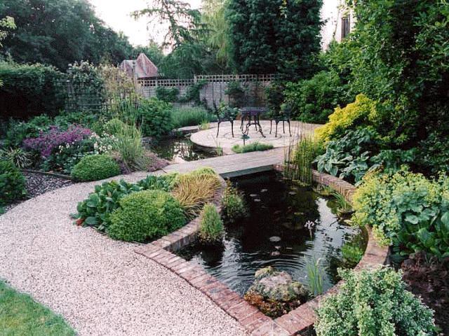 Arte y jardiner a dise o de jardines la fusi n del for Jardines secos diseno