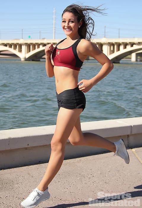 "Jennifer Sports Illustrated ""Arizona State's"""