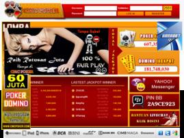 CMCpoker.com Agen Judi Poker Online