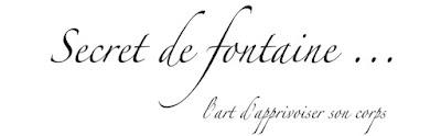 Secret de fontaine ...