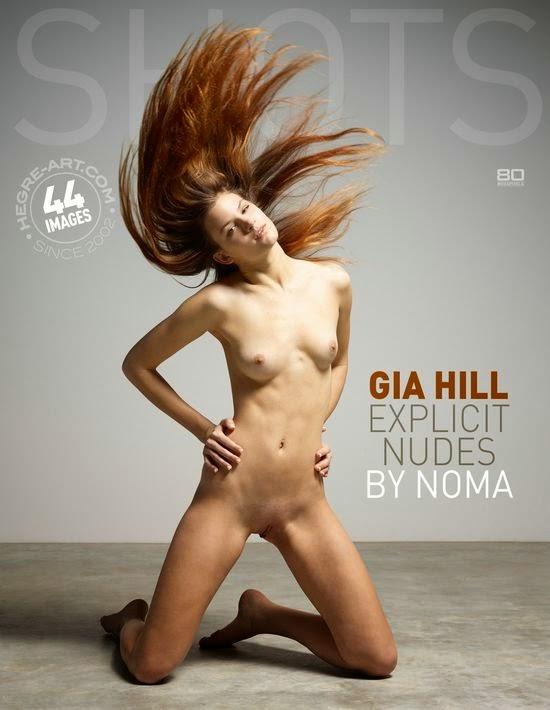 Vdggre-Arh 2014-11-28 Gia Hill - Explicit Nudes 12140