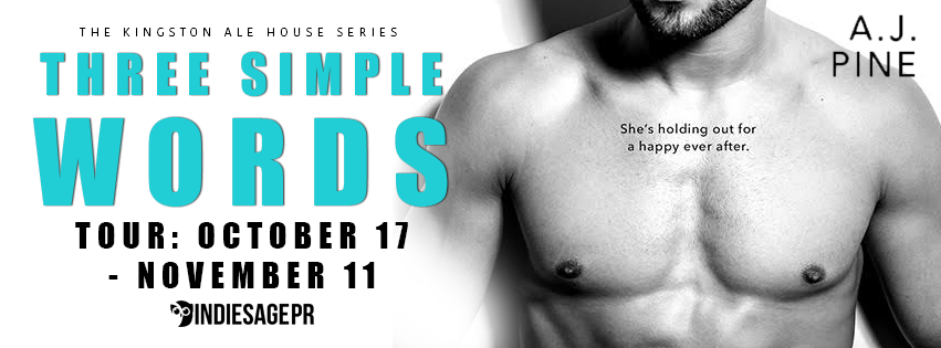 Three Simple Words Release Day Blast & Giveaway