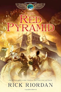 bookcover of The Red Pyramid