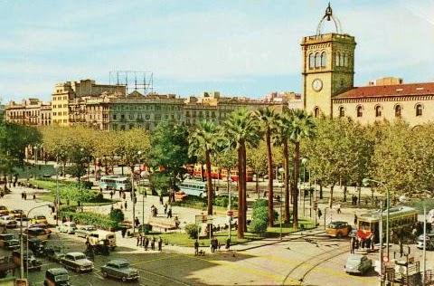Barcelof lia pla a universitat iii 1940 1972 - Placa universitat barcelona ...