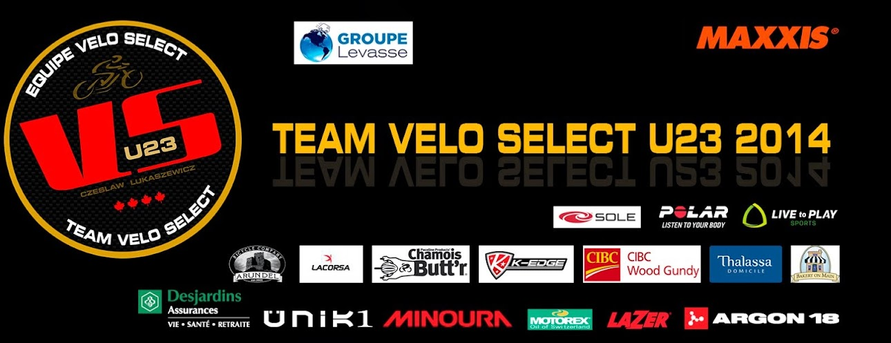TEAM VELOSELECT  2014