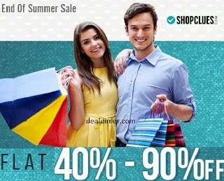 Shopclues-end-of-summer-sale-upto-90-off