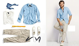 Clothes For Men in Summer