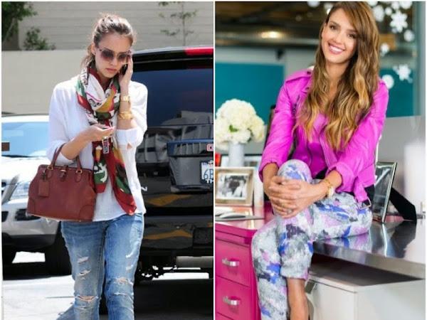 Style Crush: Jessica Alba