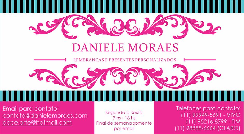 Daniele Moraes - Lembrancinhas Personalizadas - Home