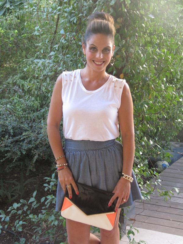 בלוג אופנה Vered'Style טרנד צבעי הנאון