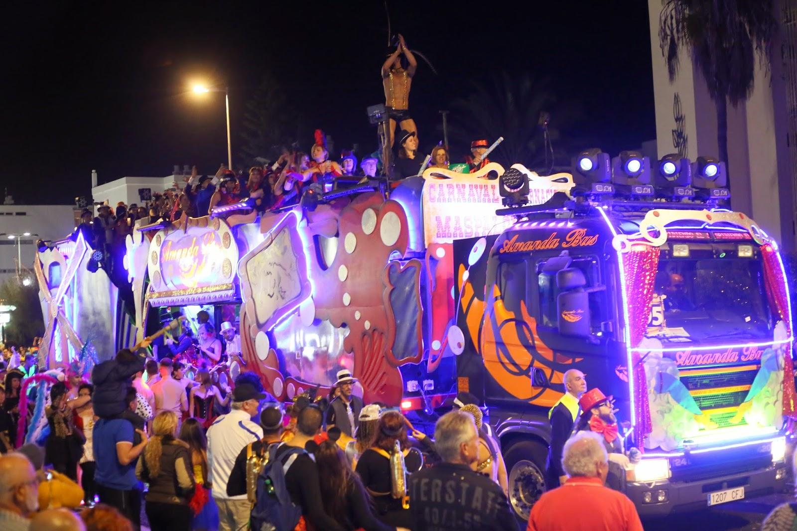 Concurso de carnaval la mana 2015 ecuador - 2 6