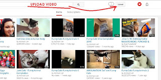 Cara Meng-upload video ke Youtube