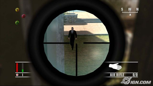 Cheats For Hitman Blood Money
