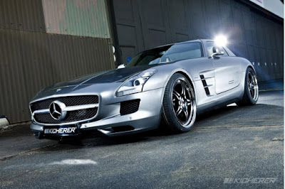 KICHERER SLS 63 supersport side view