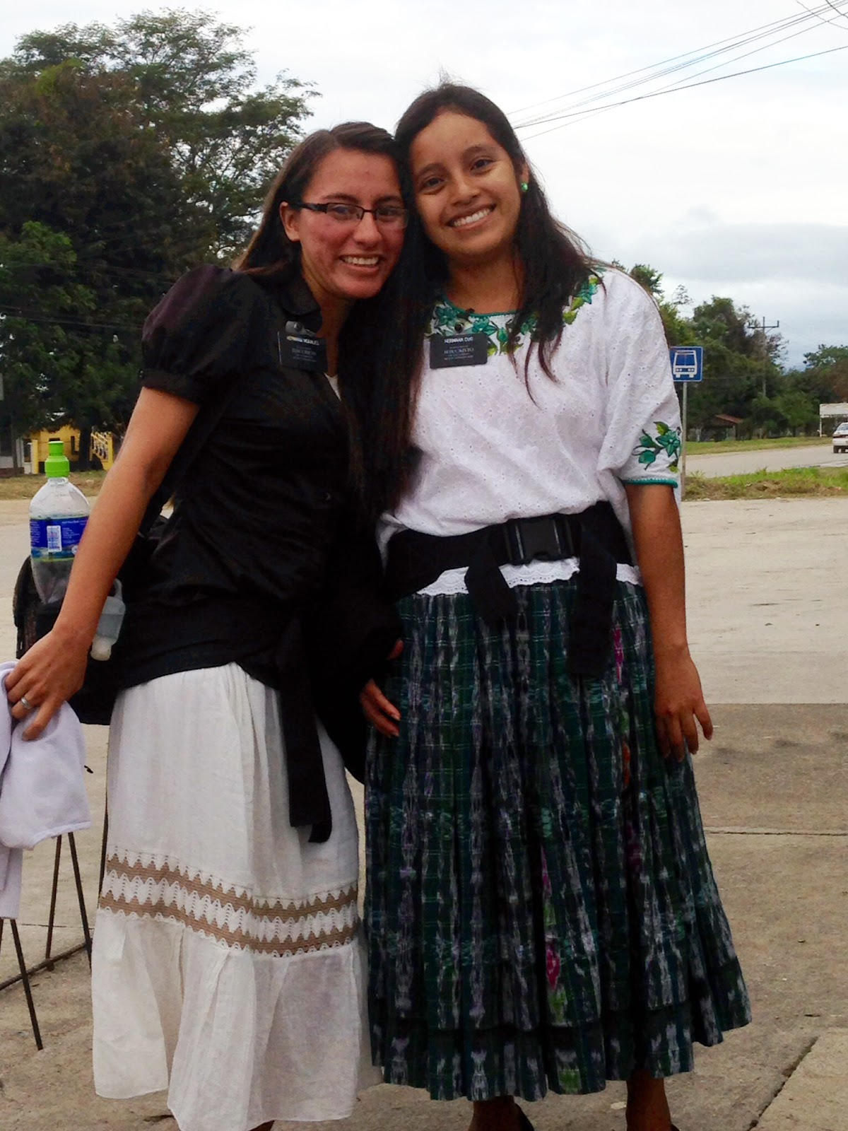Sister Missionaries Honduras