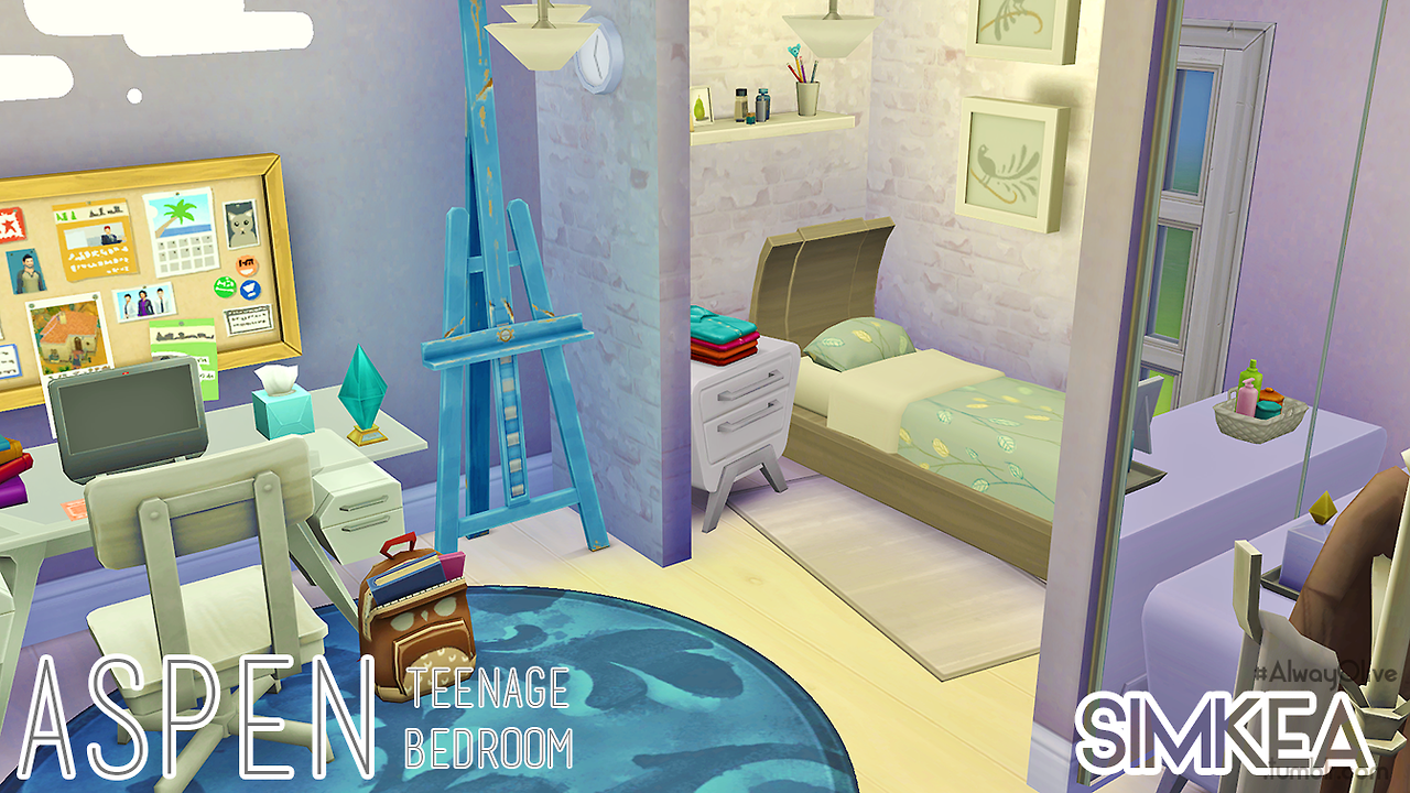 Bedroom designs sims 4 bedrooms for toddlers for Bedroom designs sims 4