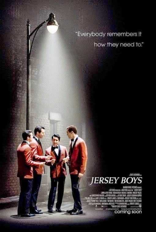 Jersey Boys - Poster | A Constantly Racing Mind