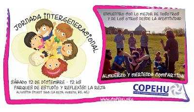 Jornada Intergeneracional - Parque La Reja